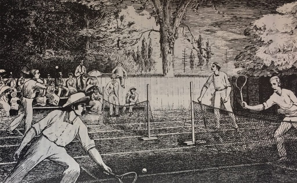 The First Tournament
