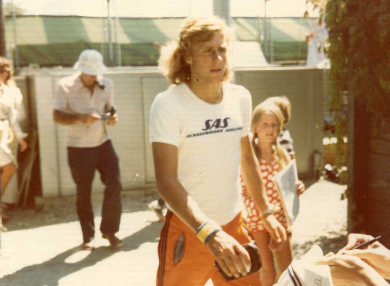 Bjorn Borg – The Toronto Lawn Tennis Club